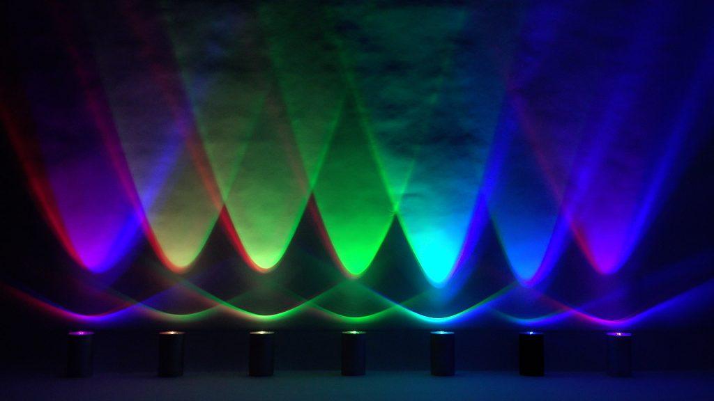 CAN Strahler Rainbow Modus