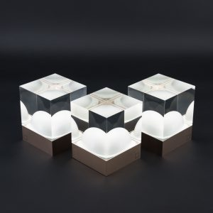 FRIZ Lights CUBE Bundle Set M transparent