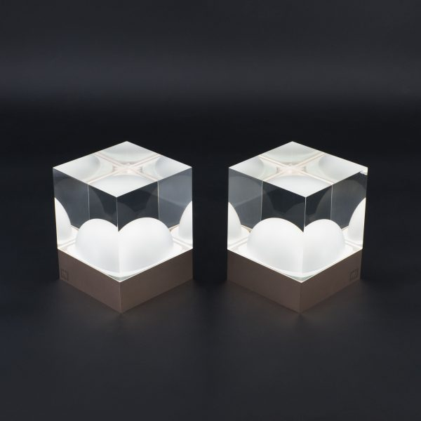 FRIZ Lights CUBE Bundle Set S transparent