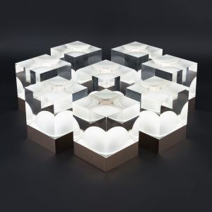 FRIZ Lights CUBE Bundle Set XL, transparent