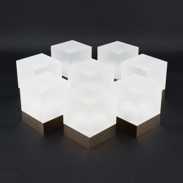 FRIZ Lights CUBE Bundle Set XL, smoky