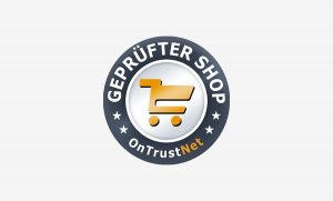 OnTrust Webshop Siegel FRIZ Lights