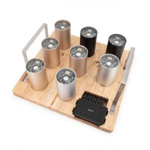 Tray Tablett Tragebrett für CAN Strahler